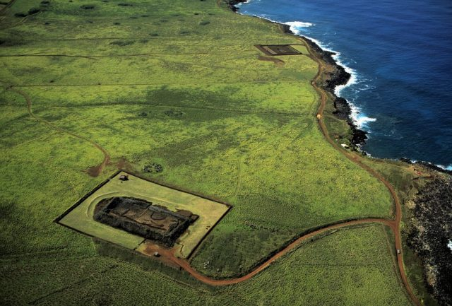 Kona-kohala , birthplace of Kamehameha the Great