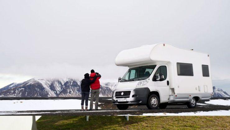 Wohnmobil Mieten In Island