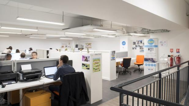 Le Welcome City Lab, lieu emblématique des jeunes pousses du tourisme à Paris. DR Welcome City Lab