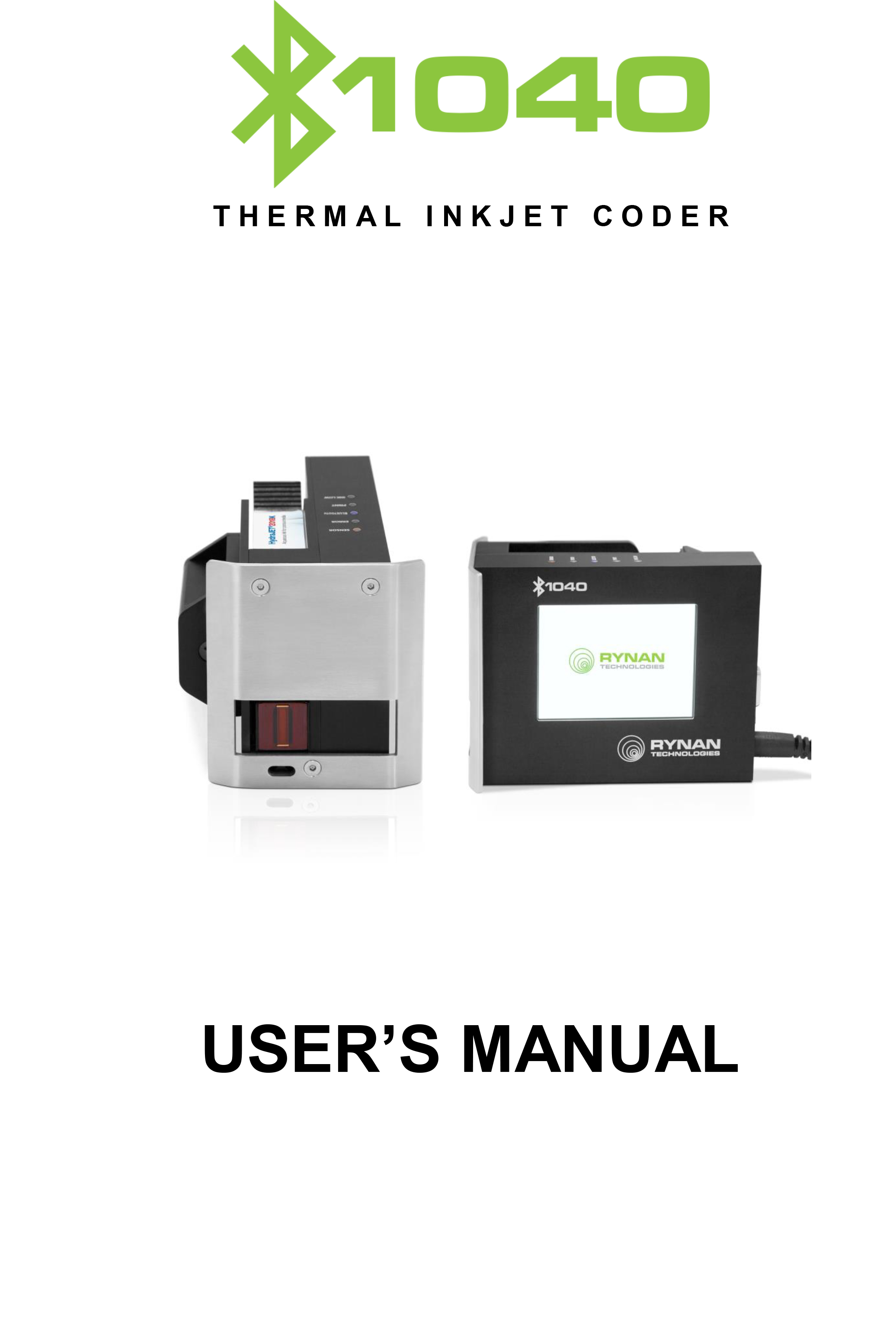 B1040 USER MANUAL v02 05Apr2016 1 - Product Manuals