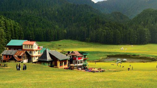 Khajjiar Tourism: Best Places to Visit & Things to Do in Khajjiar | Himachal