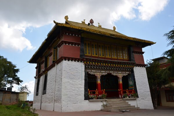 Lower Gompa