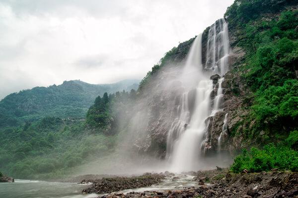 Nuranang Waterfall in Tawang : Tourist Place in Arunachal Pradesh