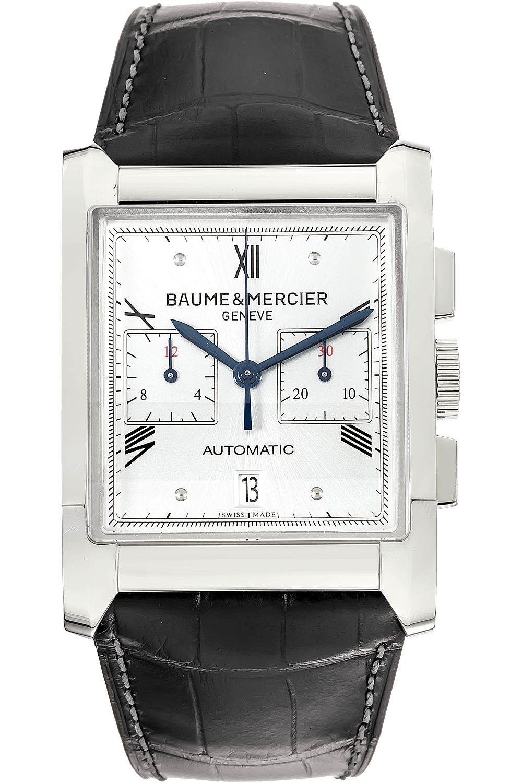 Pre Owned Baume Amp Mercier Hampton Chronograph Automatic M0A10032