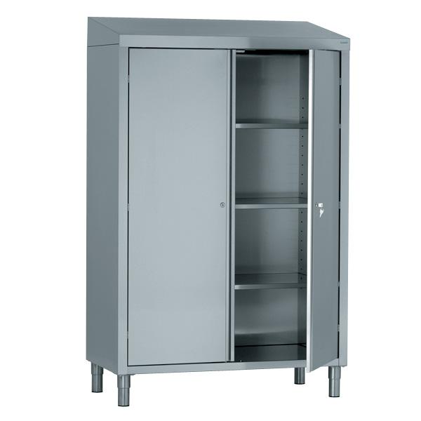 armoire haute a portes battantes