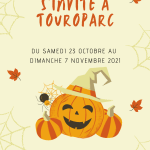 Halloween s'invite à Touroparc