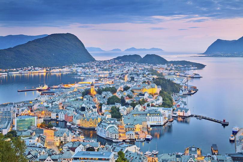 10 Best Places to Visit in Norway  with Photos   Map    Touropia