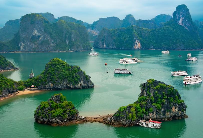 #1 of Destinations In Northern Vietnam