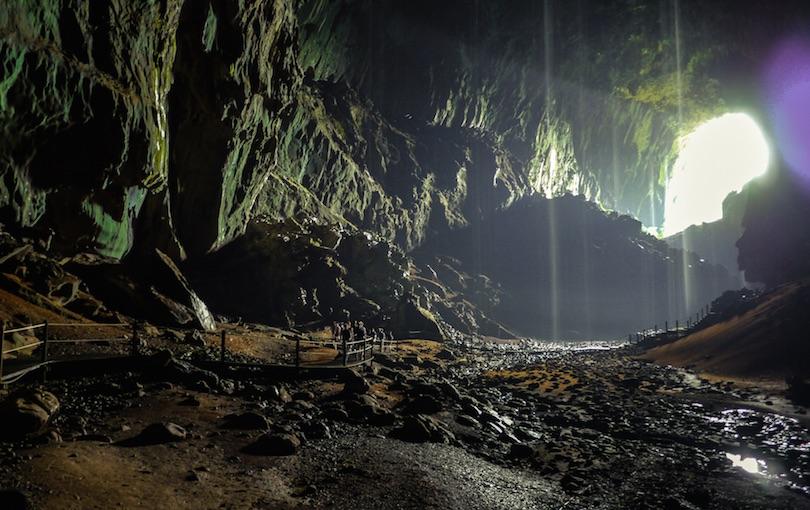 Underwater Amazon River