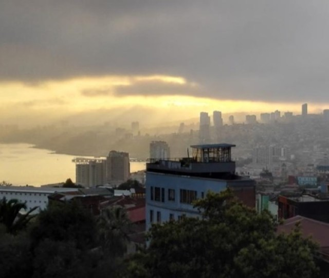 Day Trip Tour From San Antonio Port And Valparaiso Finish In Santiago