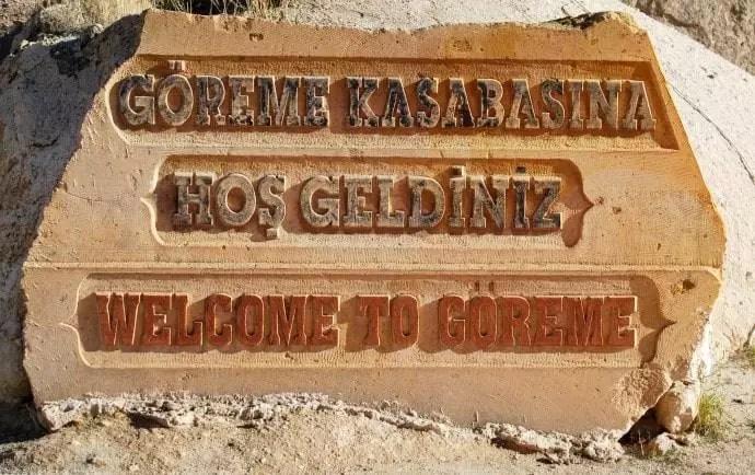 Goreme Restaurants & Nightlife: Cappadocia Tourism Hub