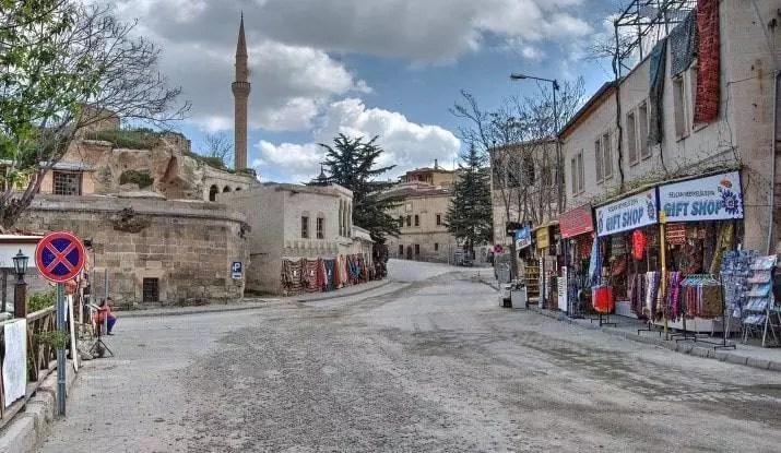 Mustafapasa: A Village in Turkey's Central Cappadocia Region