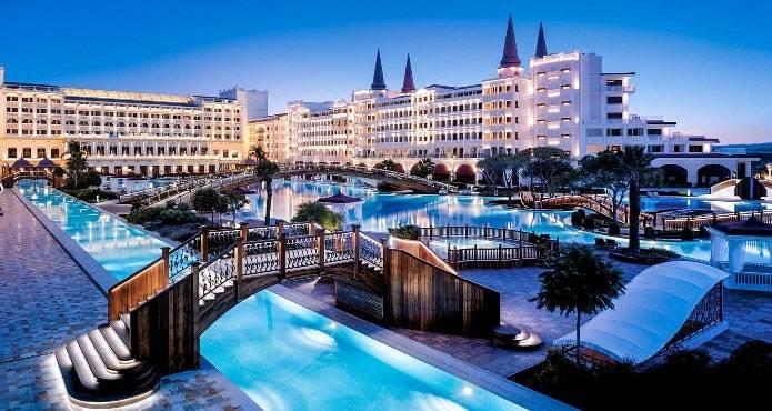 Luxurious Ottoman Palaces, Uncommon and Strange Hotels of Turkey