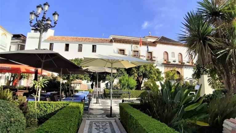 Marbella private walking tour