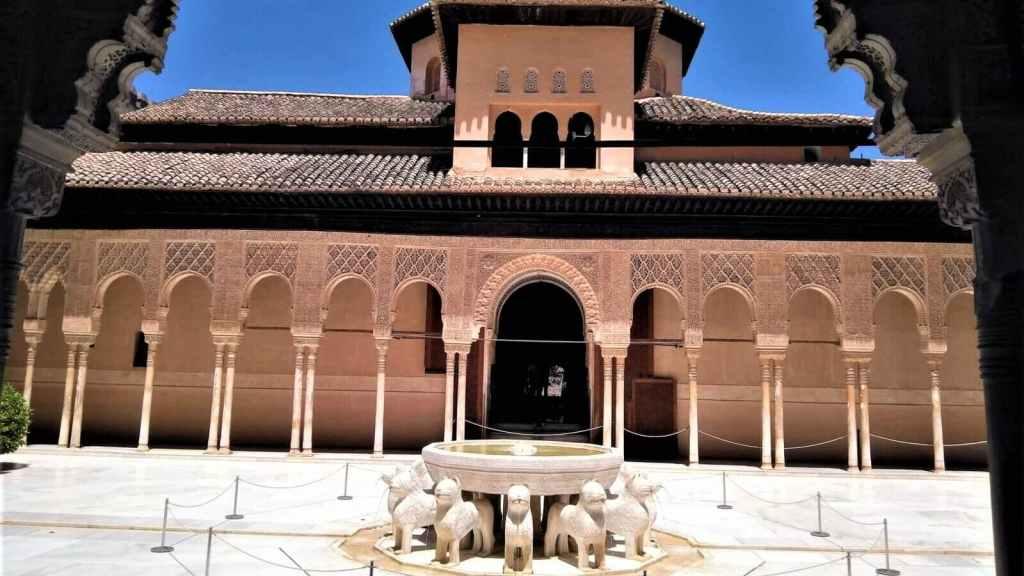 Alhambra & Granada group trip