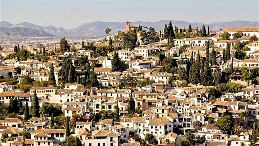 Poemas para recordar de Granada l
