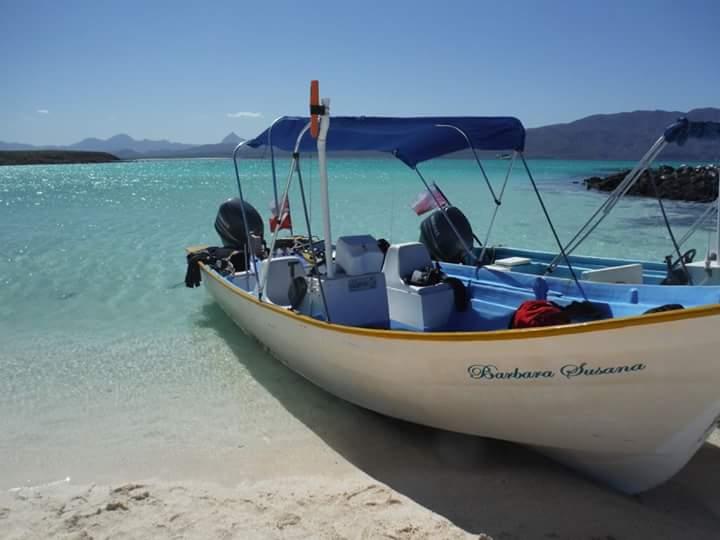 White Sandy Beach Coronados Island