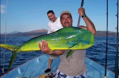 Pinchys sportfishing Loreto BCS