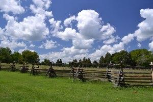 Summer Day at George Washington's Birthplace