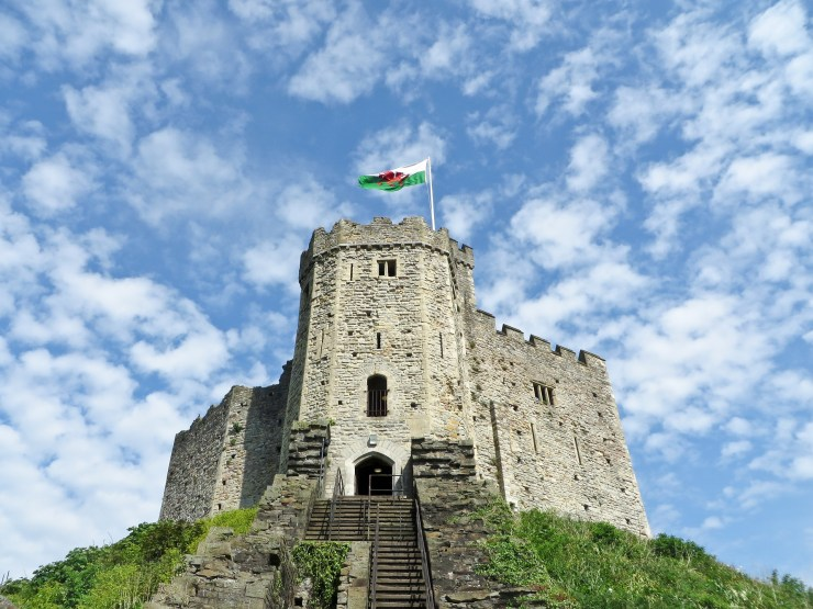 Cardiff Castle, A Brief History of Cardiff Walking Tour, Tours of the UK