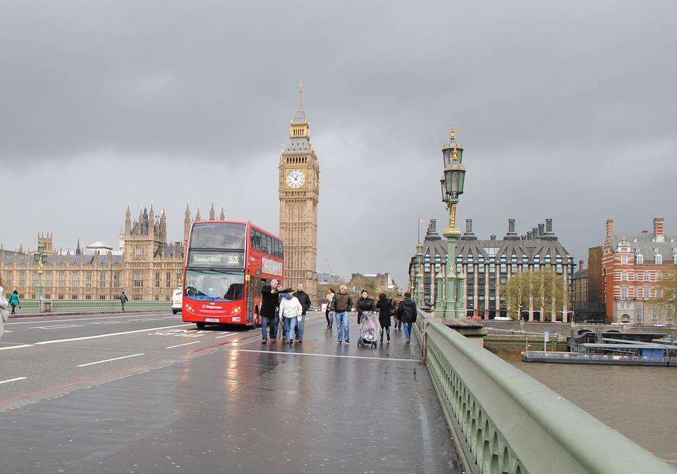 Visit To London