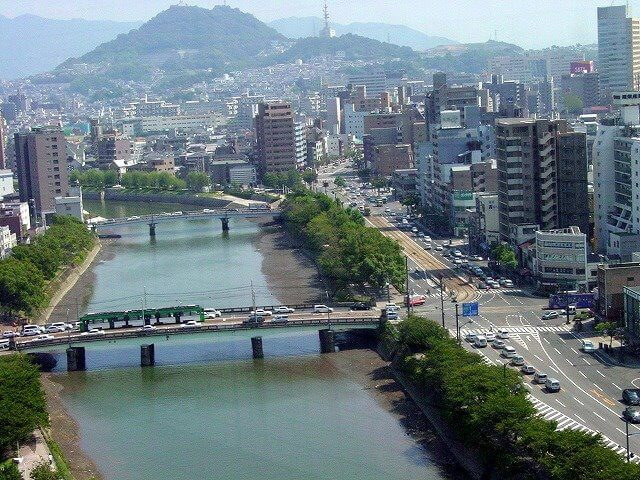 Panoramio - Photo of Hiroshima City View Diretion To Matobacho