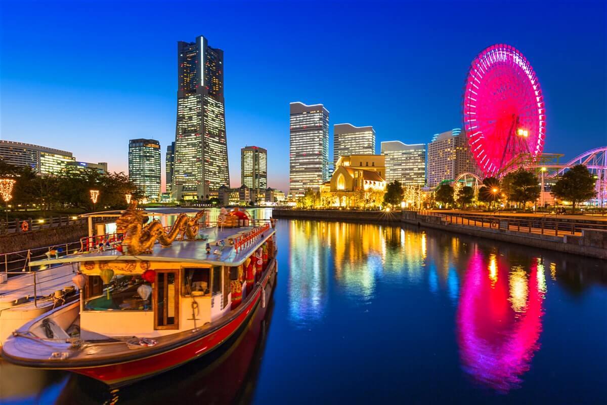 Yokohama travel