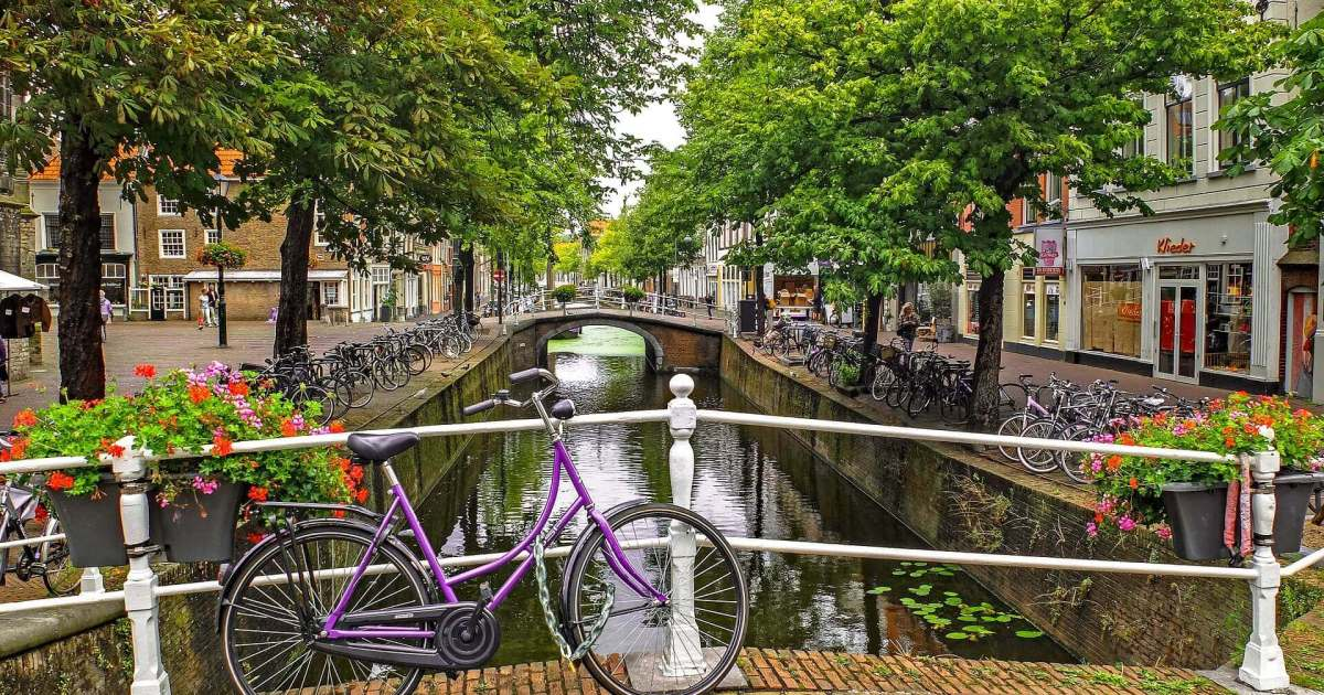 Tourist attractions in Netherlands