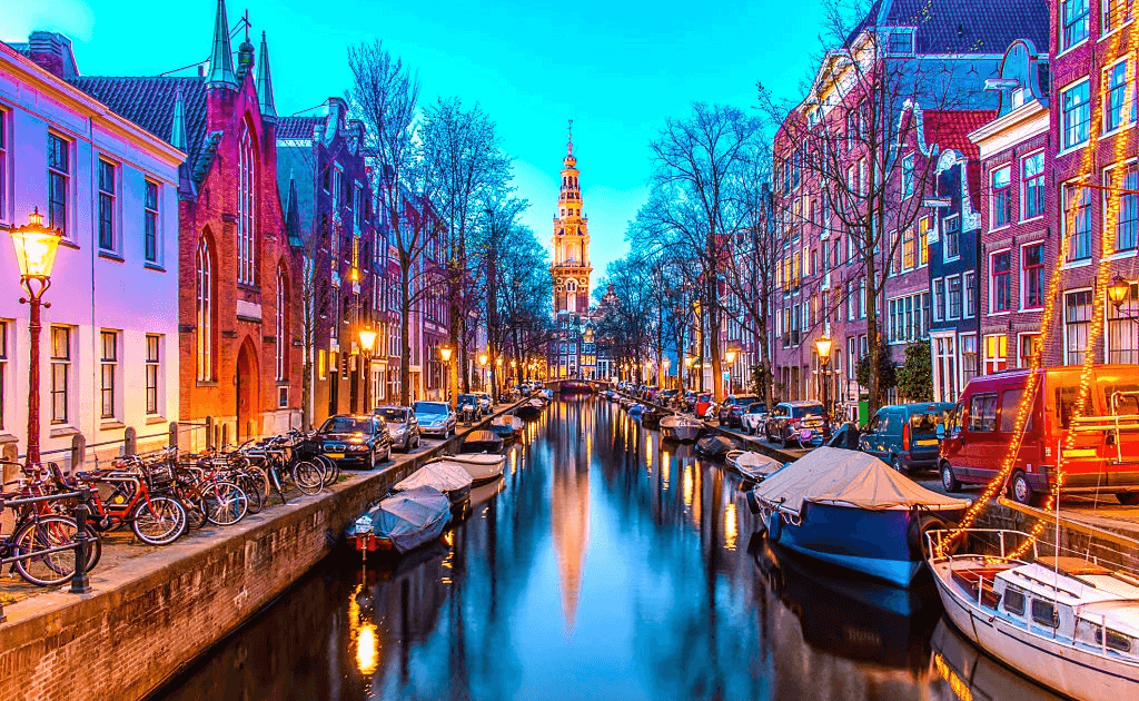 Tourist Attractions in Amsterdam