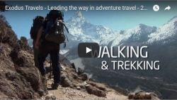 exodus travels walking and trekking