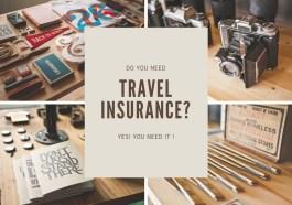 Travel Insurance!