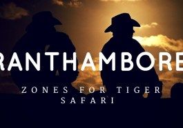 Ranthambore Zones