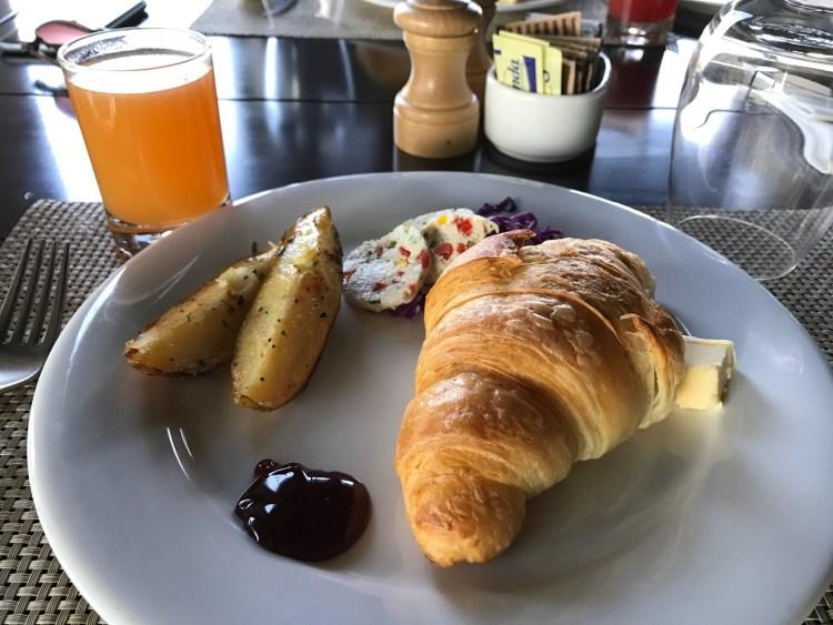 Breakfast - Hilton Shillim Terrazzo