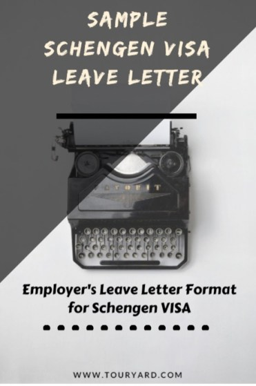 pin to read later schengen visa leave letter format