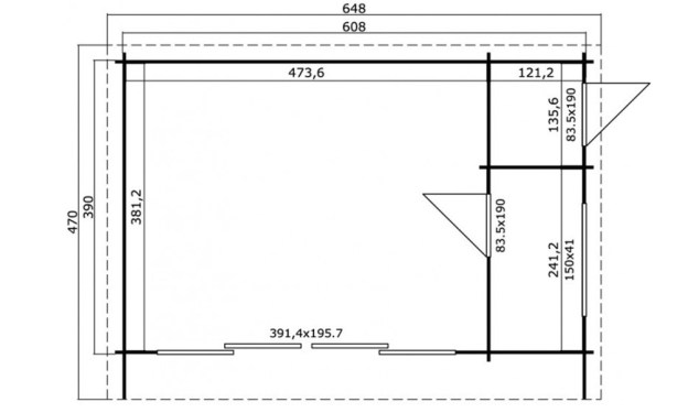 abri-de-jardin-java-44-mm-2575-m-628-x-410-cm