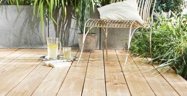 Aménager sa terrasse en bois