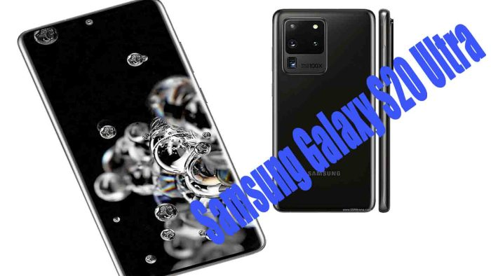 Samsung Galaxy s20 Ultra Avis