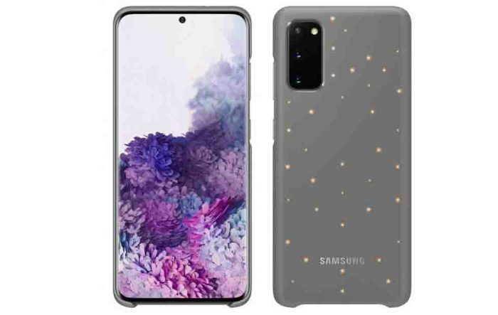 Samsung Galaxy S20 conception