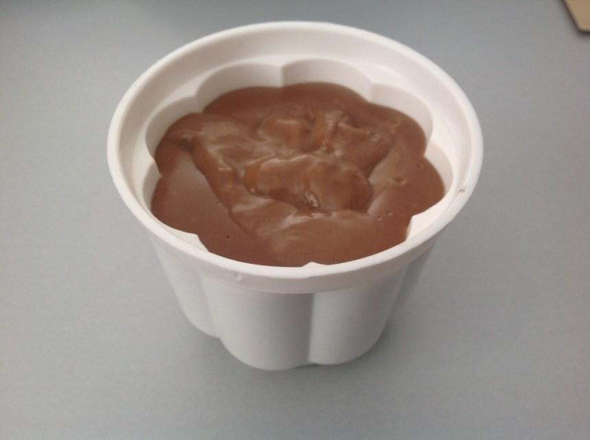 crème dessert chocolat praliné
