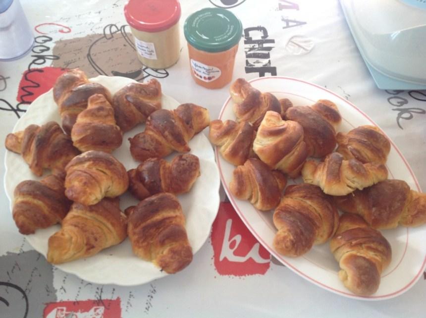 croissants ptit dej