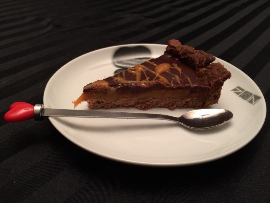 tarte chocolat caramel beurre salé 2