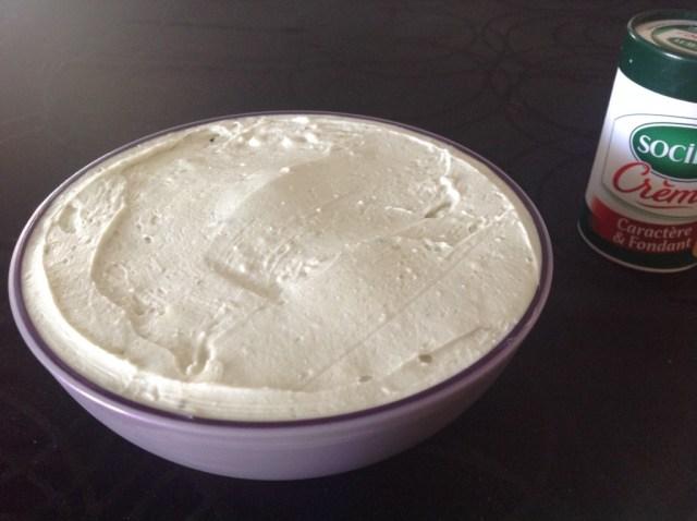 crème de roquefort maison