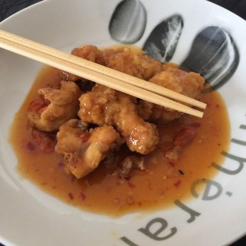 poulet aigre-doux kitchen trotter