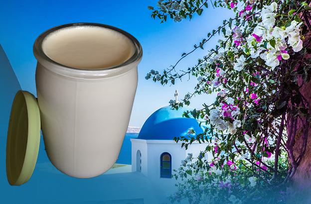 yaourt à la grecque