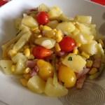 Petite salade variée