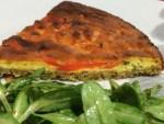 Cheesecake au poivron rouge