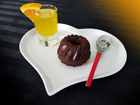 gâteau au chocolat sans farine sans gluten thermomix