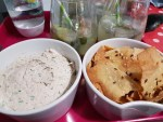 Crackers aux graines et rillettes thon/citron vert