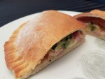 Calzone jambon courgette