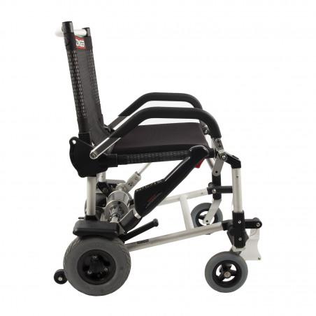 fauteuil roulant electrique et pliable